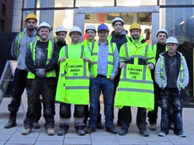The Tradesmen at G Williams Joinery